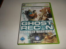 XBox 360  Tom Clancy's Ghost Recon - Advanced Warfighter (3)