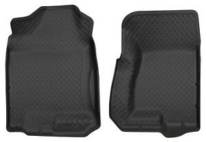 Husky Liners Front Floor Liner For 2007 Chevrolet Silverado 2500 HD Classic