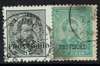 Portugal - SC# 79 & 80 - Used - 043017