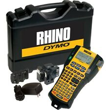 Dymo 1756589 Rhino 5200 Industrial Labeling Tool Includes And Carrying Case