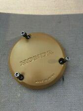 Honda CB350K CL350 alternator cover - Gold powder coated
