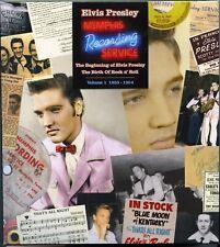 Elvis Presley 45, Book & Audio DVD Set - Memphis Recording Service - Volume 1