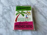 Grupo Condesa Bracero Mexicano Cassette Tape SEALED! ORIGINAL NEW! RARO! NUEVO!