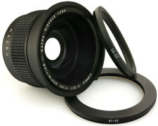 0.35x HD² Super Wide Angle Fisheye Panoramic Macro Lens for Canon EF 28mm f/2.8