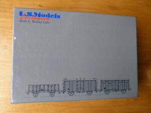 wagons LSModels,set ocem 19/29 réf:30254,wagons neufs jamais roulés