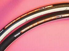 Two - Vittoria Triathlon Evo 2 - 22 mm  Tubular tyres - NOS