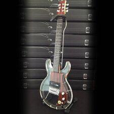 Dan Armstrong Acrylic Clear Model Miniature Guitar Replica Collectible 000286404