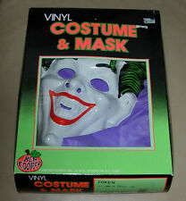 Batman Joker Halloween Costume 1988-1989 Unused Ben Cooper