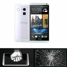 0,30 mm Sottile Vetro temperato Pellicola Screen Protector Cover per HTC One M7 & Pacchetto