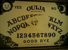 Parker Bros. 1998 Complete Ouija Board Glows in the Dark EUC FREE SHIPPING!