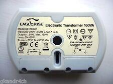 EAGLERISE SET160CK ELECTRONIC TRANSFORMER NEW FREE P+P - AUTHORISED RETAILER!!