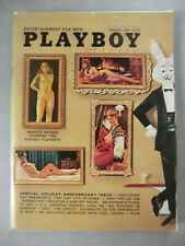 PLAYBOY (US)  January Nr. 1 - 1967  SOPHIA LOREN - BRIGITTE BARDOT