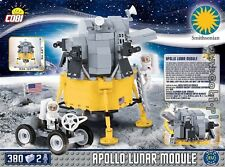 COBI  Apollo 11 Lunar Module / 21075 /  380 elem. bricks  Smithsonian toys