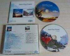 2 CD ALBUM PREFERITE LES VENTS DU SILENCE JEAN PAUL POLETTI 25 TITRES 2010