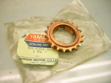 YAMAHA TX 750 341-11458-05 CHAIN SPROCKET WHEEL 1 CRANK BALANCER WEIGHT 1 ENGINE