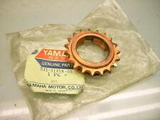 YAMAHA TX 750 341-11458-05 CHAIN SPROCKET WHEEL 1 CRANK BALANCER WEIGHT 1 ENGINE