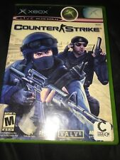 Counter-Strike (Microsoft Xbox) Original Release Game Excellent!