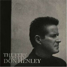 DON HENLEY (THE VERY BEST OF - 2 DISC SET CD/DVD SEALED + FREE POST)