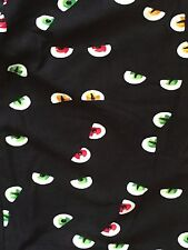 New Lularoe OS Halloween leggings eyeballs black eyes unicorn htf eyeball