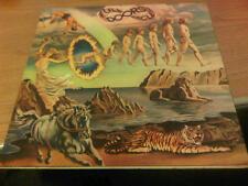 LP DOORS FULL CIRCLE ELEKTRA W 42116  EX+/EX-  ITALY PS 1977 GATEFOLD