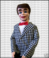 Danny O'Day Super Deluxe Upgrade Ventriloquist Dummy Doll Moving Eyes & Brows