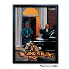 LONDON BOBBY PUB SIGN POSTER PRINT | Home Bar | Man Cave | Pub Memorabilia