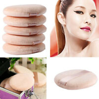5Pcs Soft Sponge Powder Puff Pads Facial Beauty Foundation Makeup Cosmetic Tool