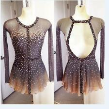 Women Ice Skating Dresses Custom Figure Skating Dress for Competition O87