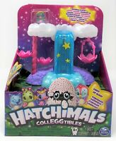 Hatchimals CollEGGibles Light Up Slide Waterfall Playset with Exclusive Toy