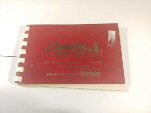 Kodak Camera Supply Shop Photo Album