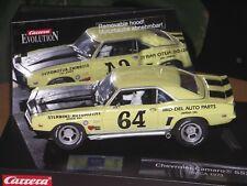 Chevrolet Camaro SS 396 SCCA 1973 von Carrera Evolution