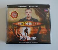 Doctor Who: Only Human: by Gareth Roberts - Chivers Audiobook - 4CDs