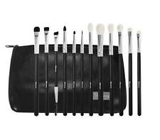 MORPHE BRUSHES 702 EYE CREDIBLE 12 PC BRUSH SET FAUX LEATHER BAG NEW AUTHENTIC