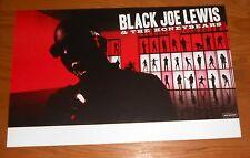 Black Joe Lewis & The Honeybears Poster Original Promo 17x11