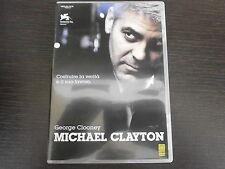 MICHAEL CLAYTON - FILM IN DVD ORIGINALE - visitate COMPRO FUMETTI SHOP
