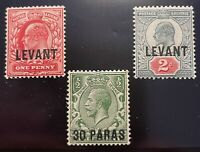 EDWARD V11 MINT OVERPRINTS.