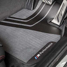BMW M Performance Genuine Front Floor Mats Set F30/F31 3 Series 51472407304