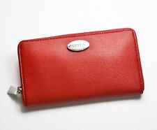 Furla Wallet Zip Around Classic Collection Saffiano Leather, Pick A Color