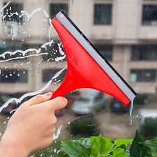 New Window Glass Squeegee Cleaner Blade Home Bathroom Car Mirror Wiper Tool KK