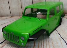 "Custom Painted Body Jeep Wrangler Unlimited Rubicon for 12.8"" (325mm) WB TRX-4"