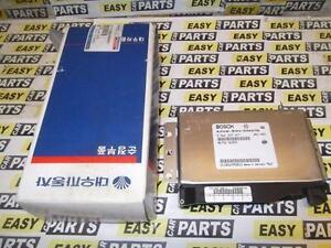 SSANGYONG NEW KORANDO ENGINE CONTROL UNIT / ECU 8671006000