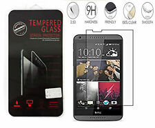 100% Genuine Ultra Clear Tempered Glass Screen Protector For HTC Desire 820 UK