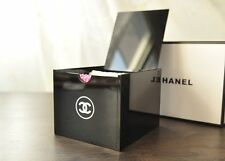 Chanel VIP Gift Lipstick Brush Qtip Holder Make Up box Cosmetic Box Organizer