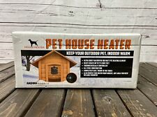 Akoma Hound Heater Deluxe, 10' Cord, Factory Sealed, New In Box, Pet House Heat