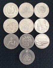 Australian 20 Cent Commemorative Coin Set - 10 Coins