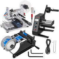 Label Dispenser Labeling Machine Round Bottle Packing Machinery Commercial