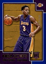 Anthony Brown Rookie Card Blue Hoops #295 2015/16 NBA Basketball Card RC