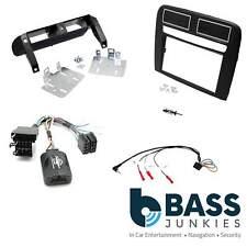 Fiat Grande Punto (LHD) Car Stereo Fascia & Steering Wheel Interface Kit CTKFT15