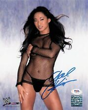 Gail Kim signed 8x10 photo PSA/DNA COA WWE Autographed Wrestling