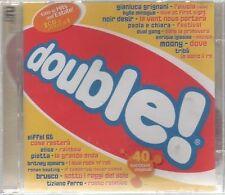 DOUBLE! EIFFEL 65 BRUSCO ELISA BRITNEY SPEARS 2 CD FC.